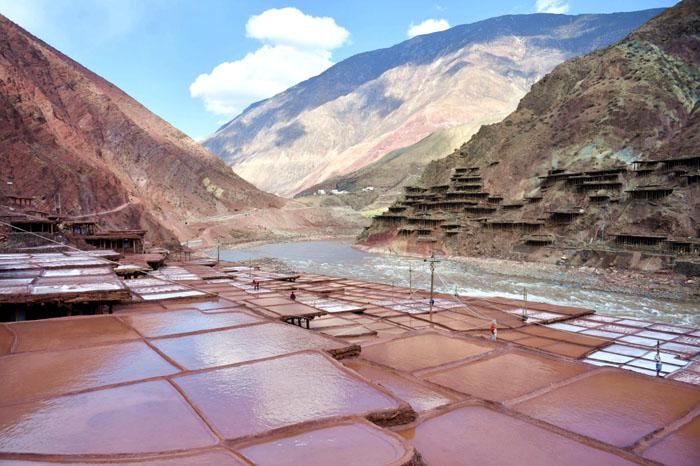 チベット高原 地球上で最もきれ...
